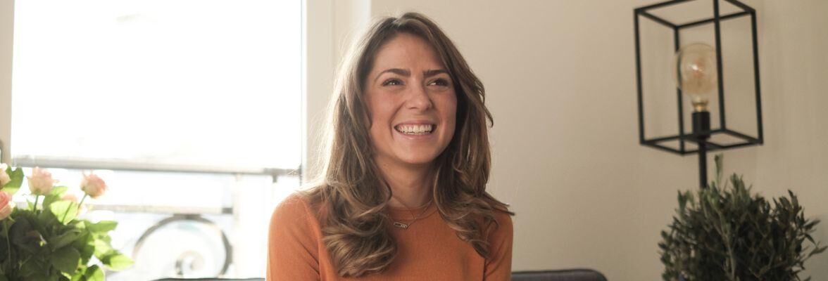 Andréa : coach et maman… son credo ? La bienveillance !