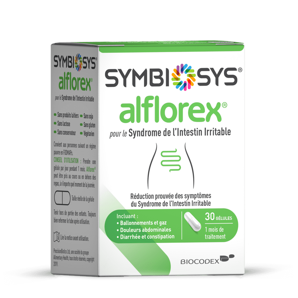 alflorex® pour le Syndrôme de l'Intestin Irritable